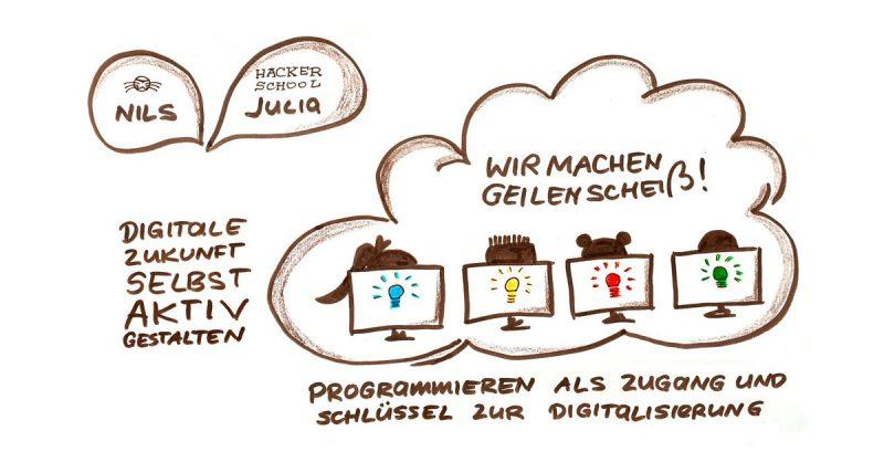 Programmierung als Zugang und Schlüssel zur Digitalisierung