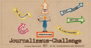 Journalismus-Challenge